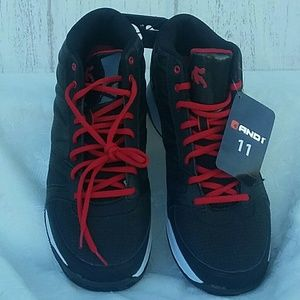 AND 1 Mens Shoes Sz 11 Athletic Shoes NWT